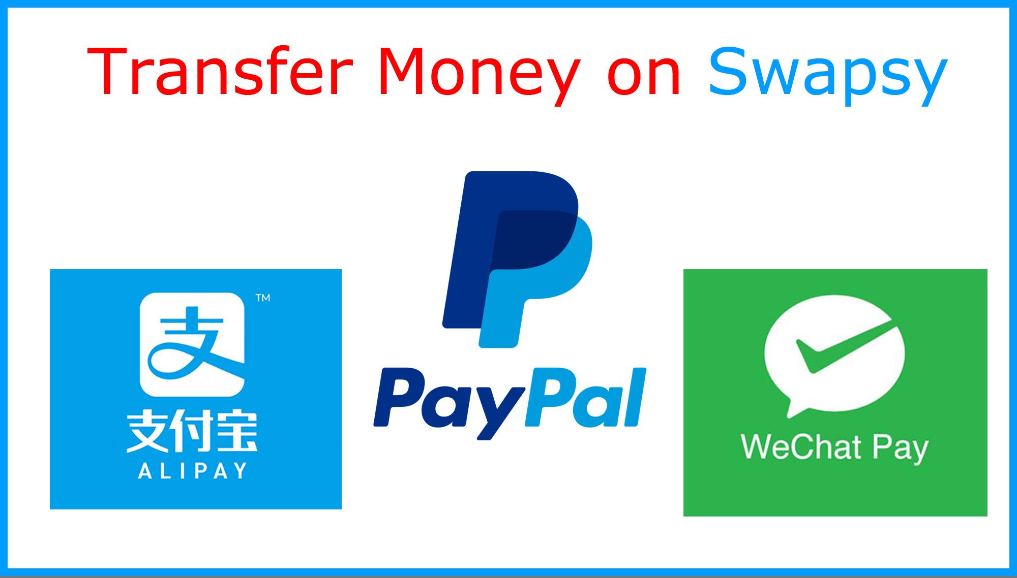 Alipay Paypal